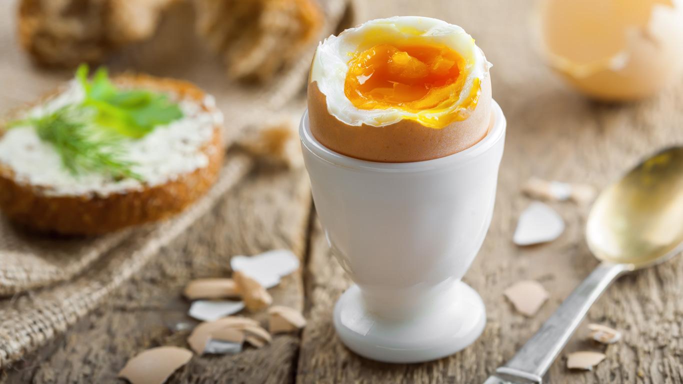 Mehr als zwei Eier pro Woche erhöhen den Cholesterinspiegel