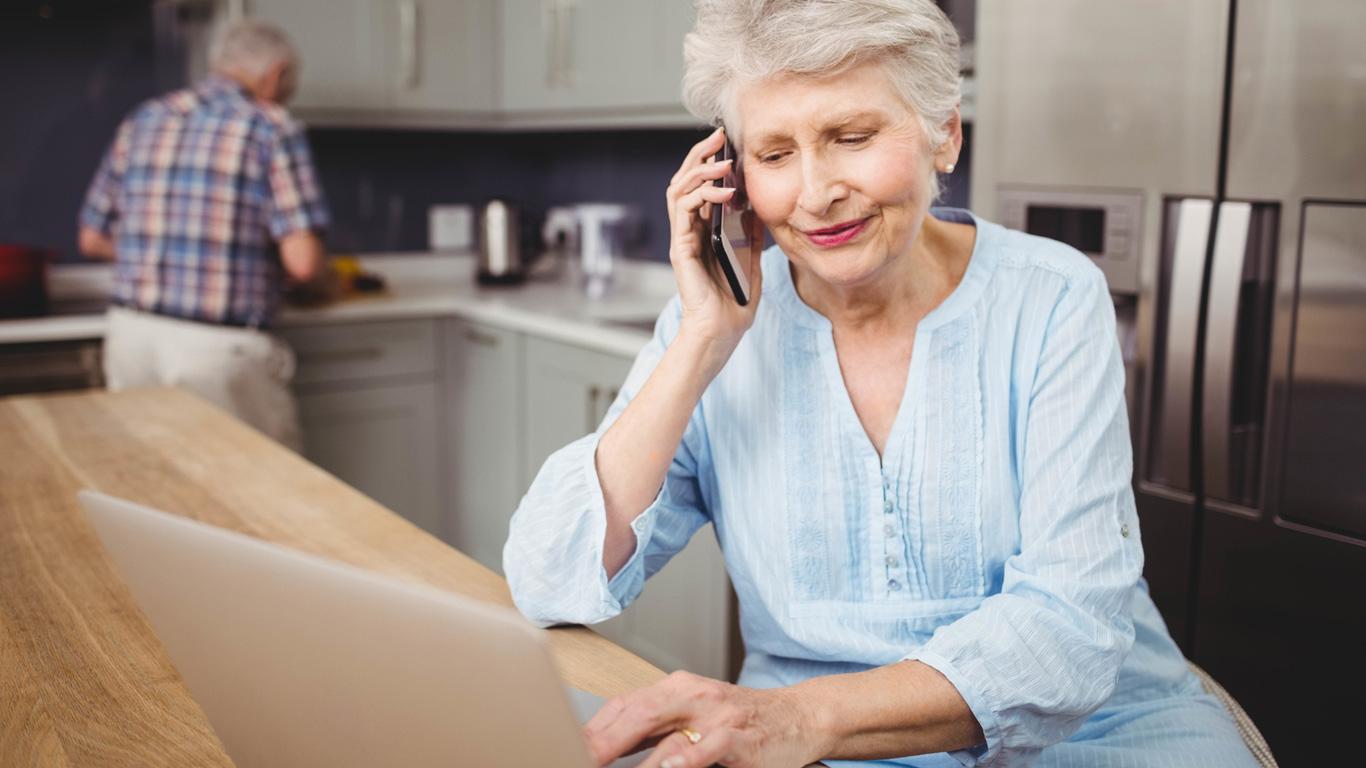 Das Alzheimer-Telefon