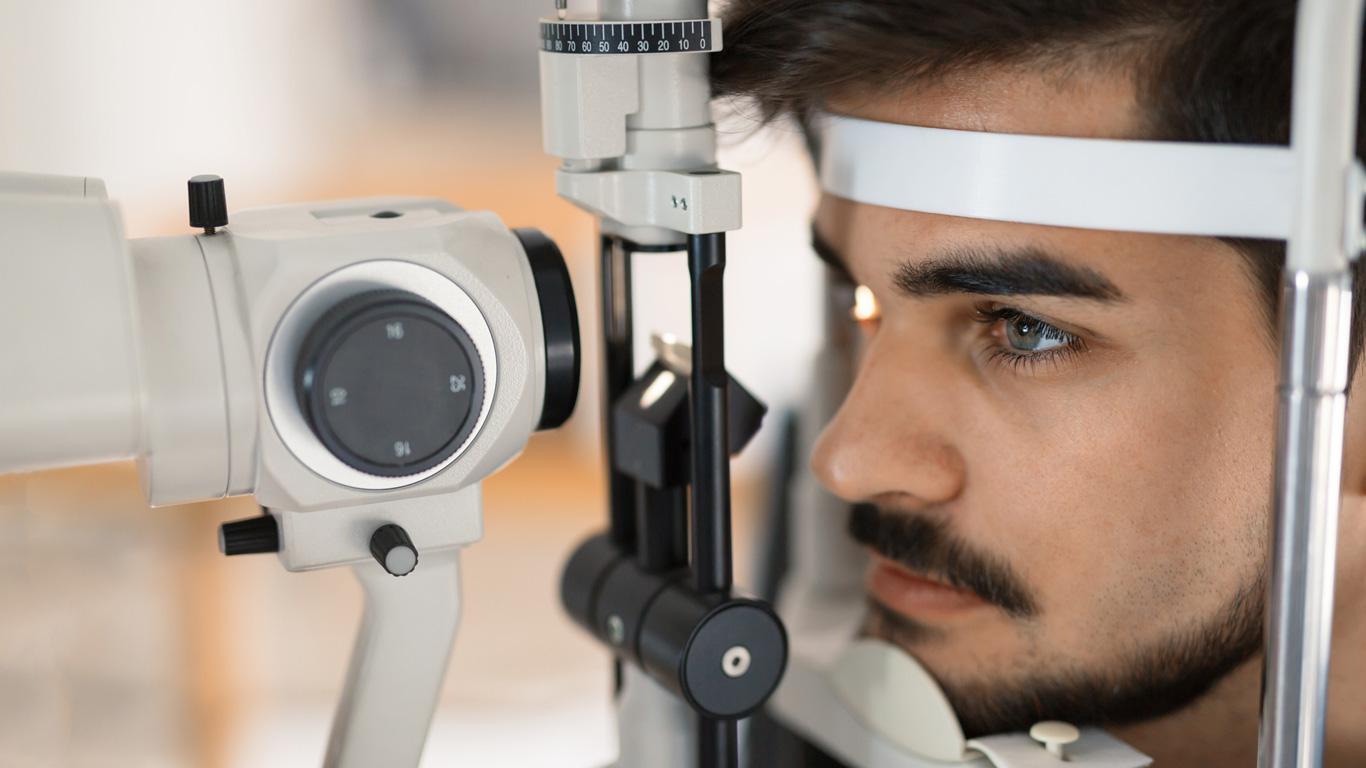 Grüner Star: Erhöhter Augeninnendruck