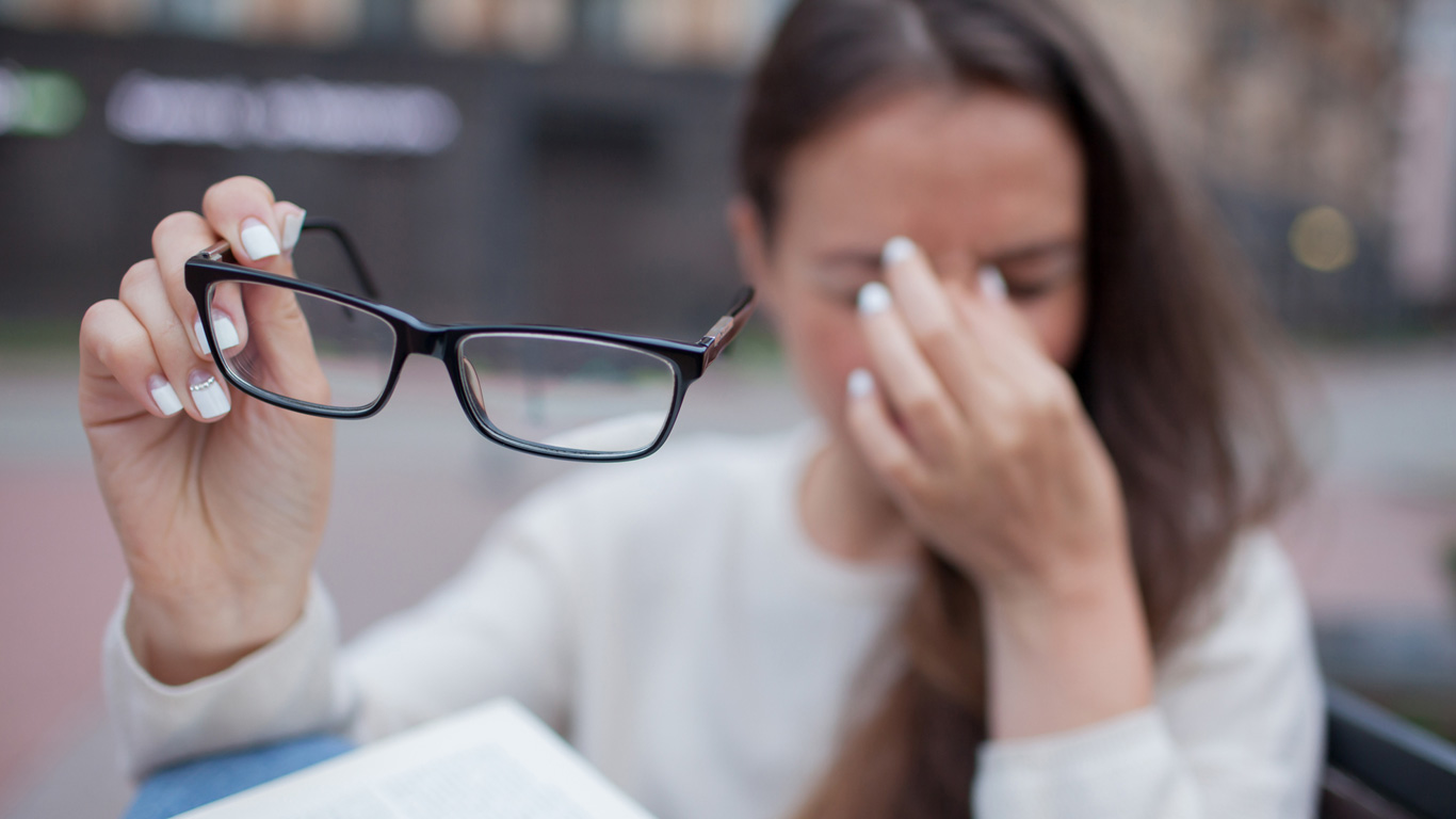 Makuladegeneration: Symptome