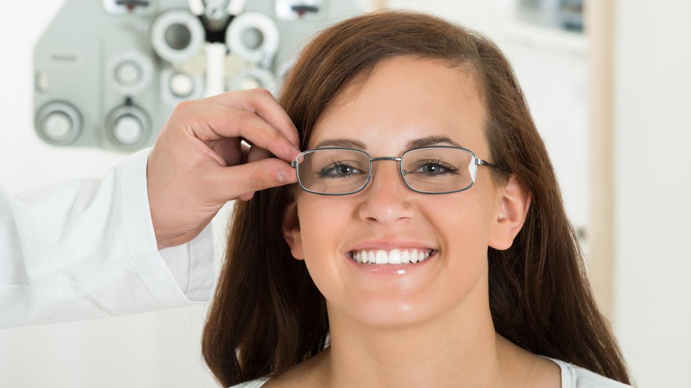 Warum ist eine Sehhilfe so wichtig?