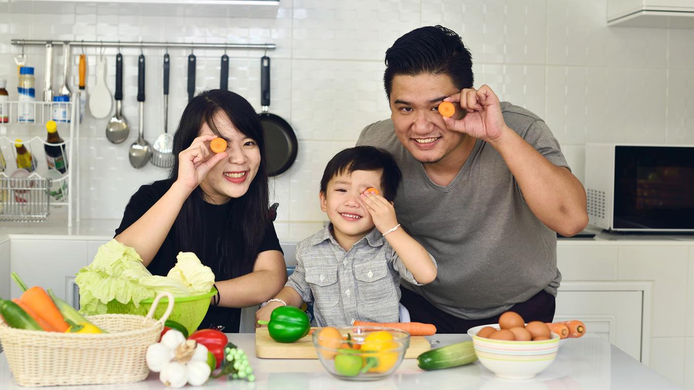 Helfen Karotten, die Sehkraft zu fördern?