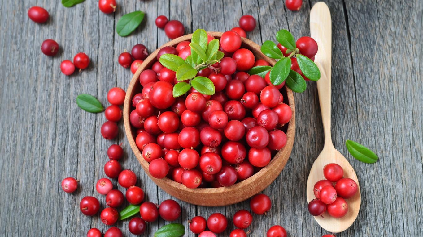 Cranberry-Saft