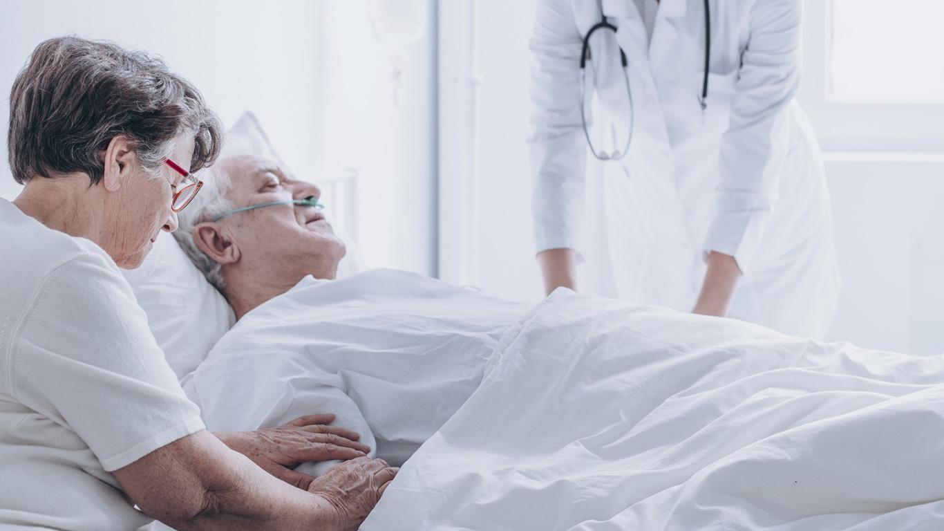 Stirbt man mit COPD früher?