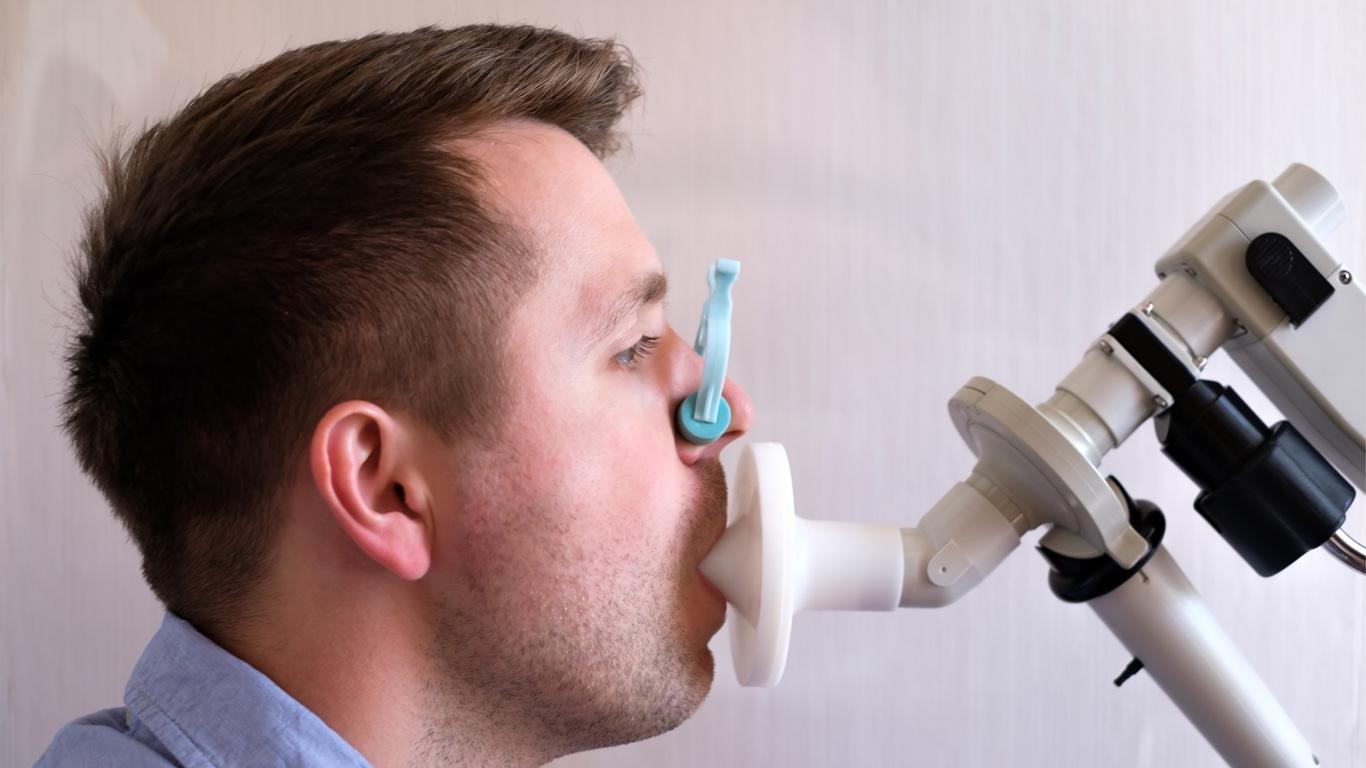 Wie stellt der Arzt die Diagnose COPD?