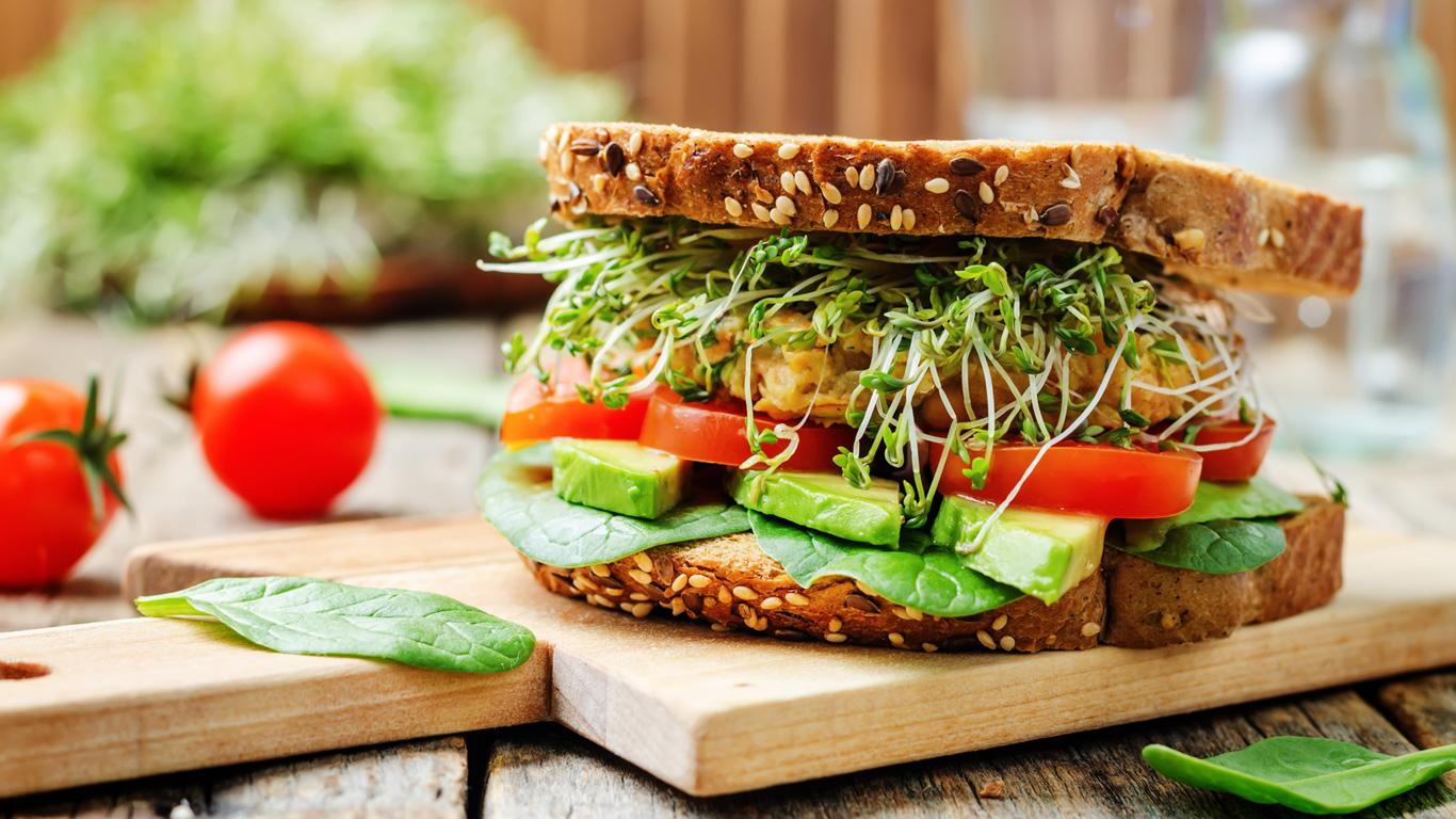 Ernähren Sie sich gesund
