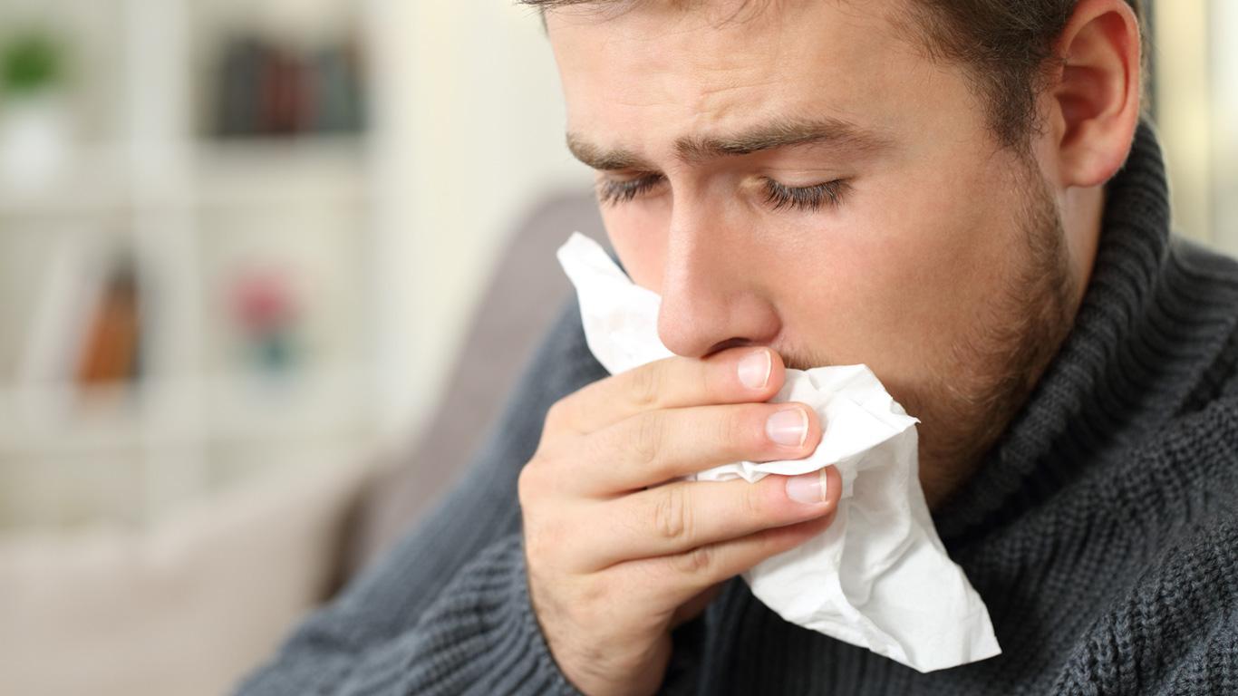 Schon wieder eine Erkältung