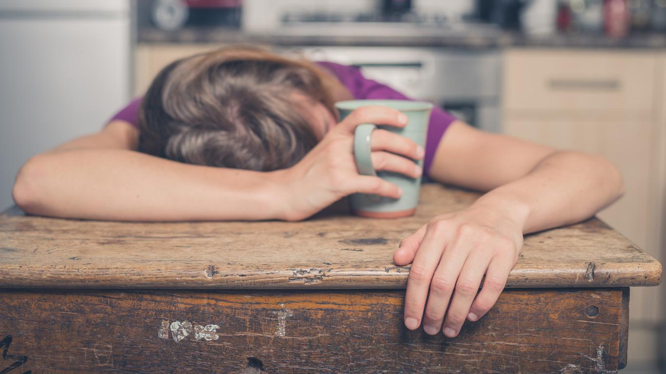Macht uns zu wenig Schlaf dick?