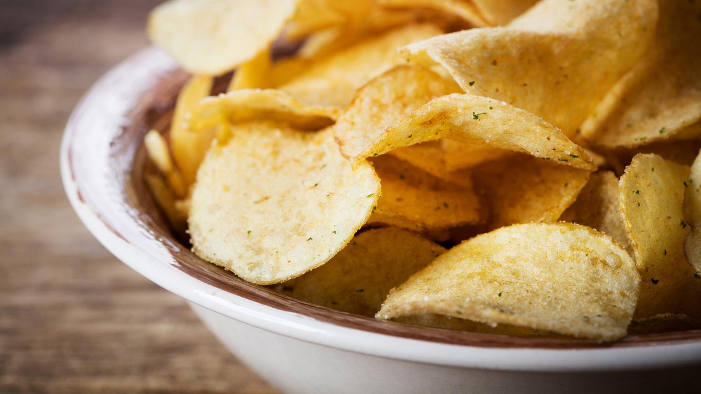 Können Kartoffelchips mein Sättigungszentrum lahmlegen?