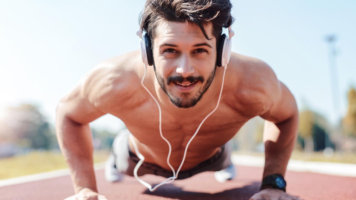Ab welchem Alter baut mein Körper Muskeln ab?