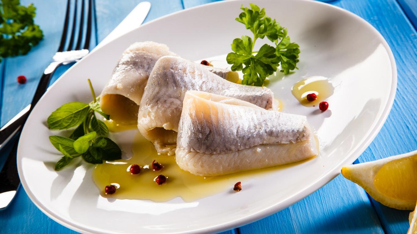 Omega-3-Fettsäuren in Fisch