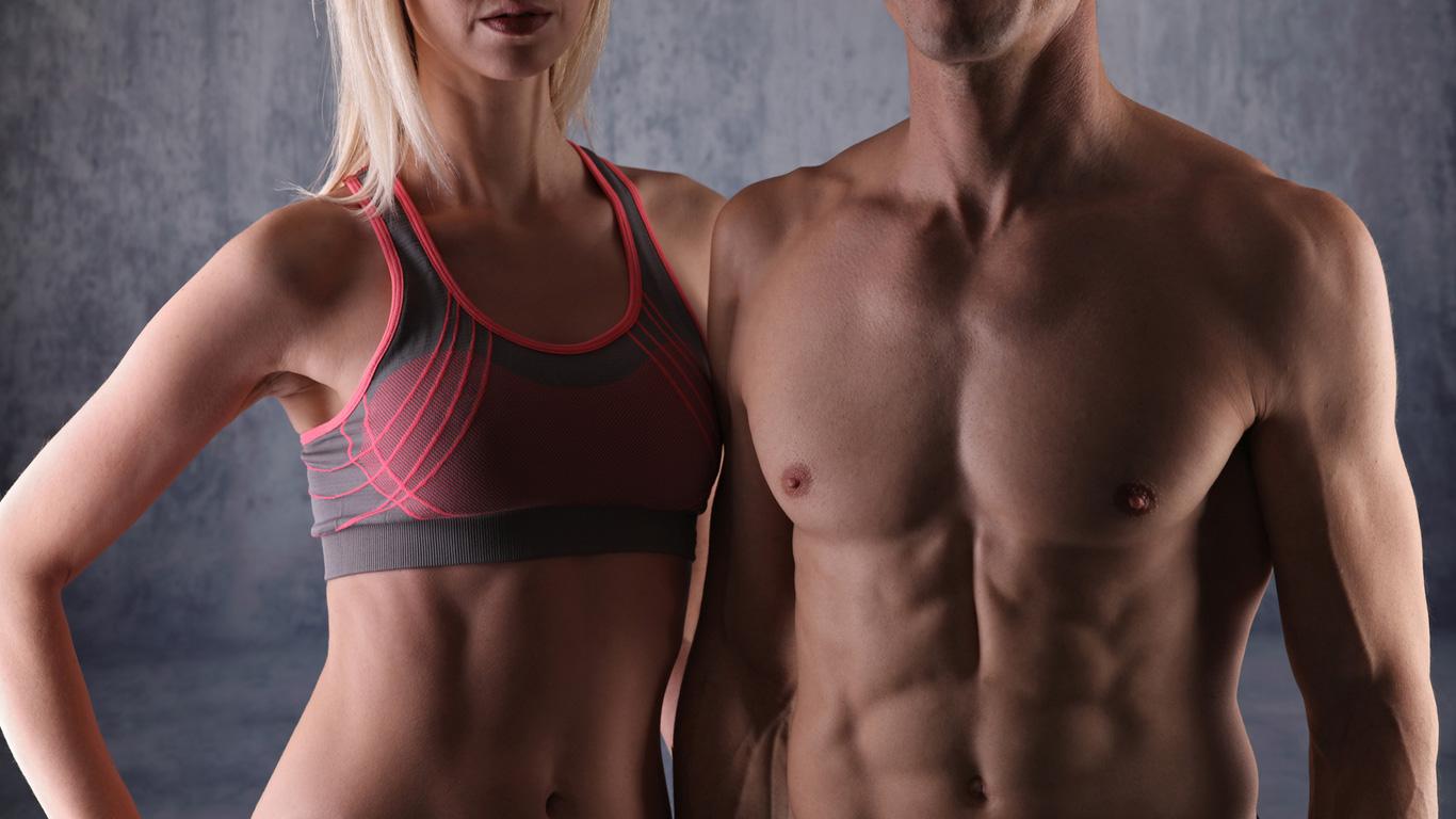 Irrtum 10: Wer ein Sixpack will, muss nur die Bauchmuskeln trainieren