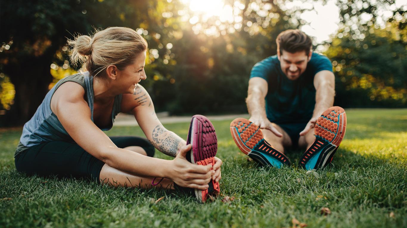 Irrtum 2: Stretching verhindert Muskelkater