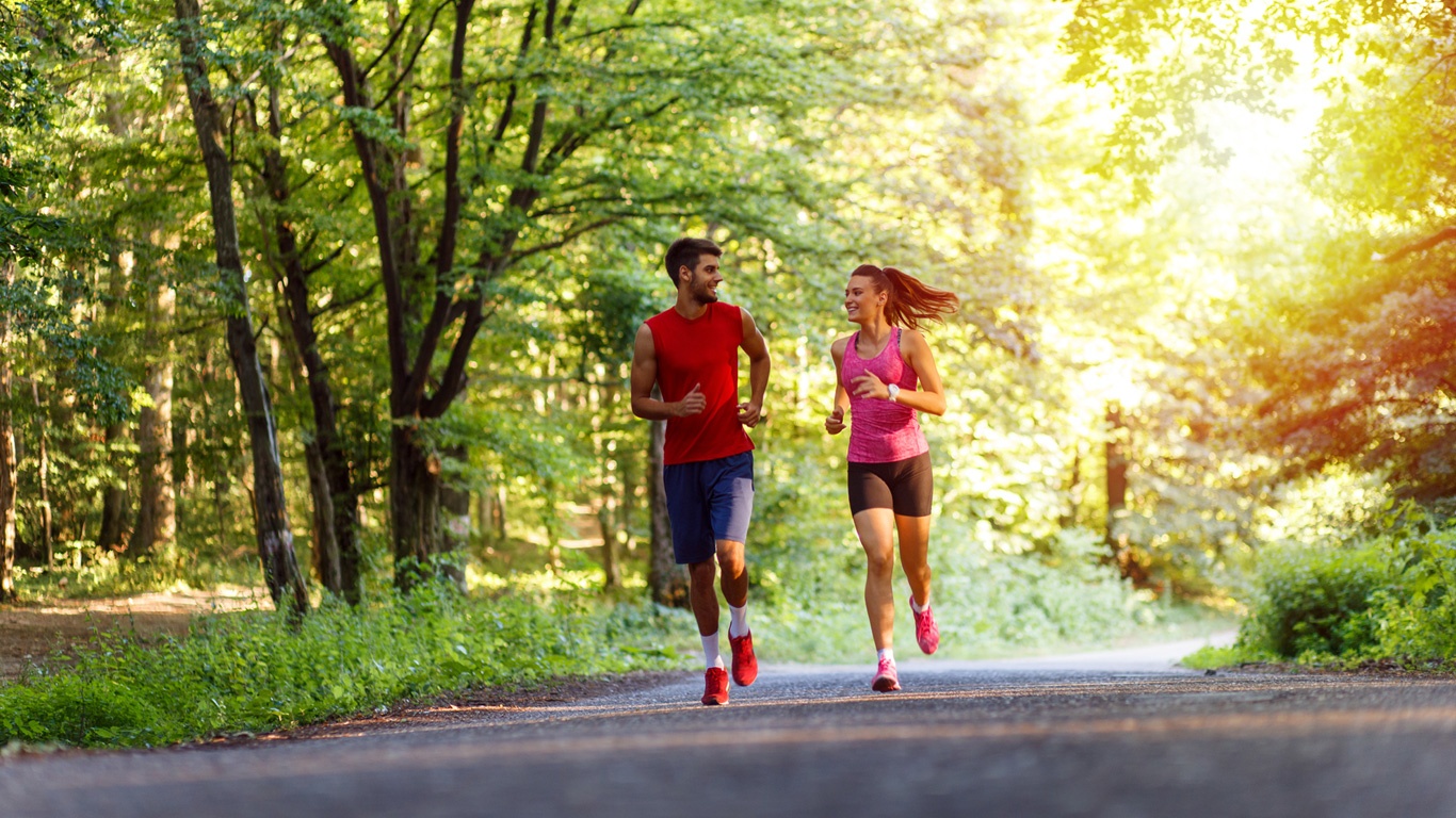 Irrtum 3: Laufen schaden den Gelenken