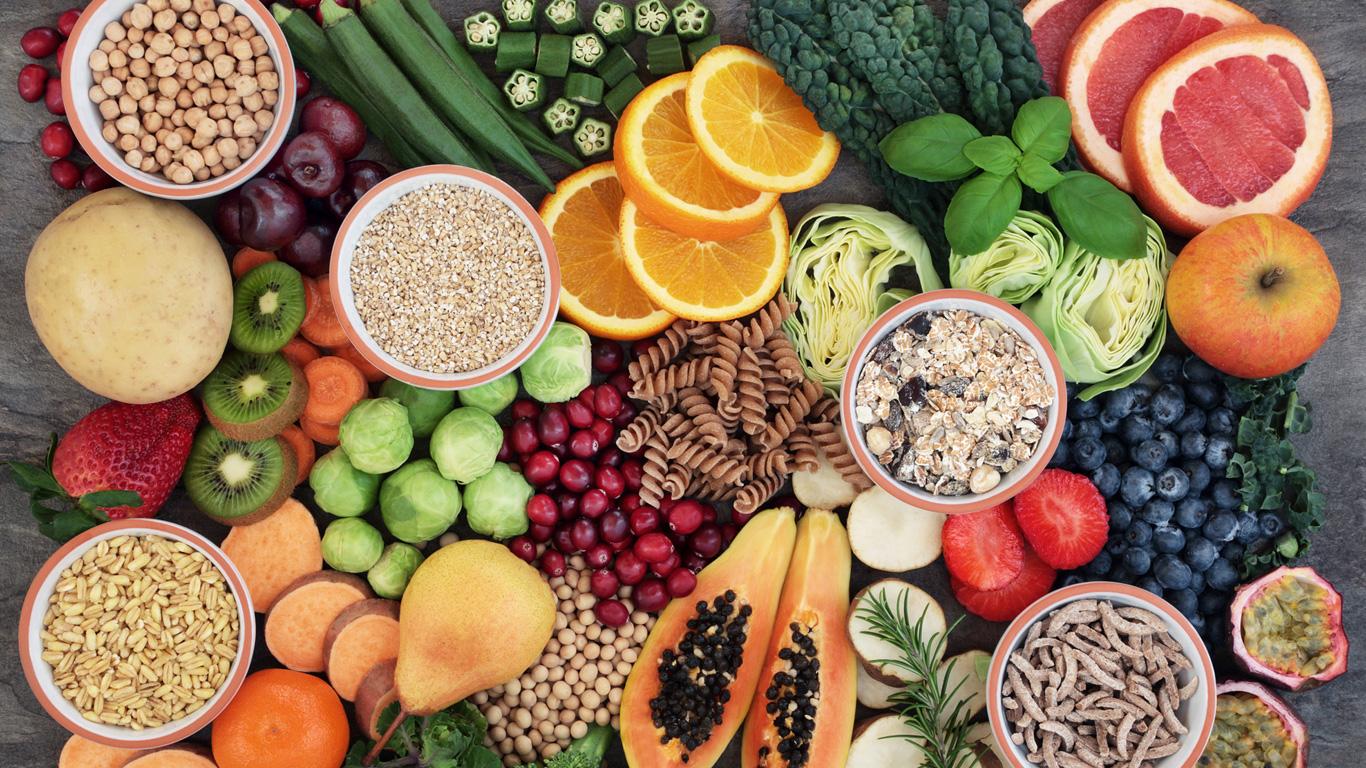 Gesunde Ernährung ist die Basis