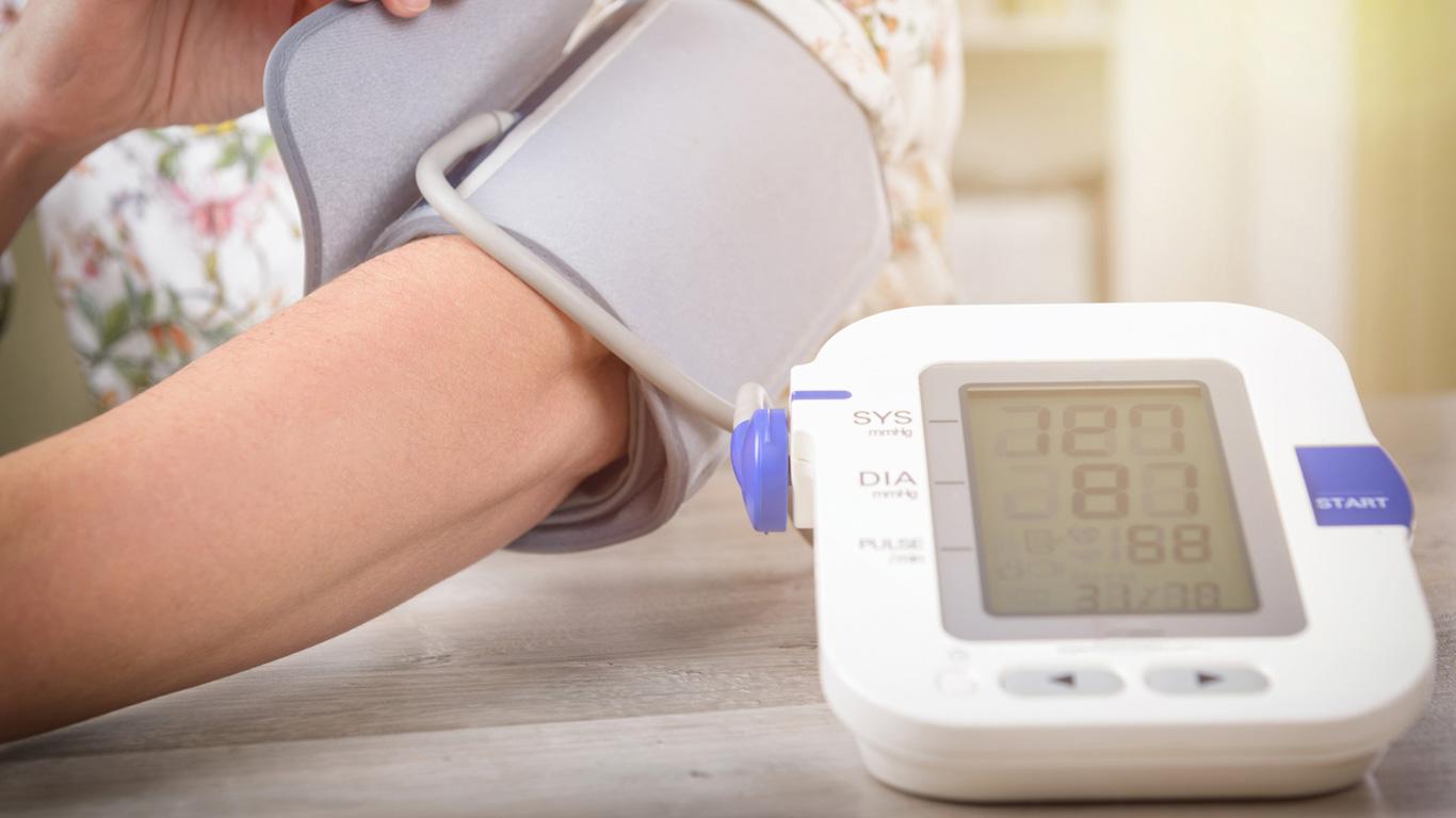 Bluthochdruck bekämpfen