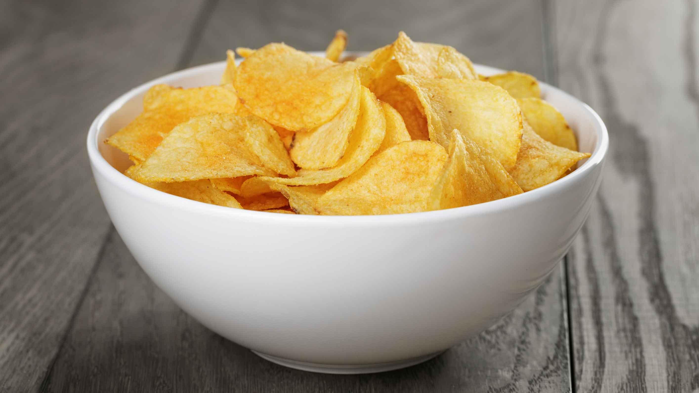 Acrylamid: Chips und Toastbrot