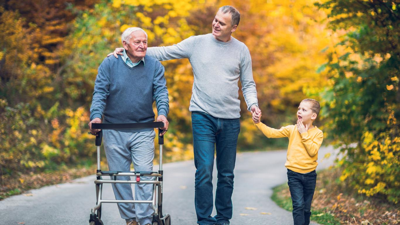 Je älter der Mensch, desto schwächer wird das Herz