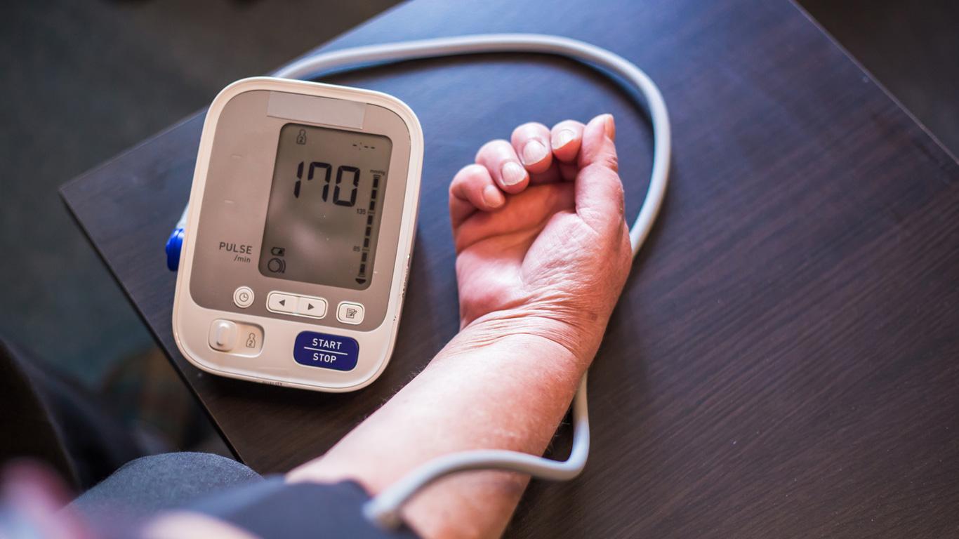 Ein hoher Blutdruck im Alter ist ganz normal