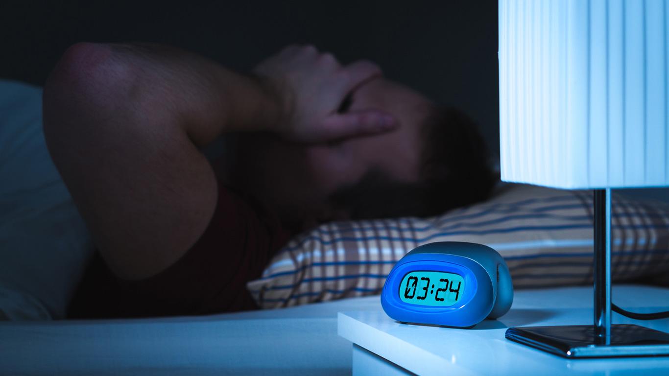 Schlafprobleme wegen Luftnot und häufiges Wasserlassen