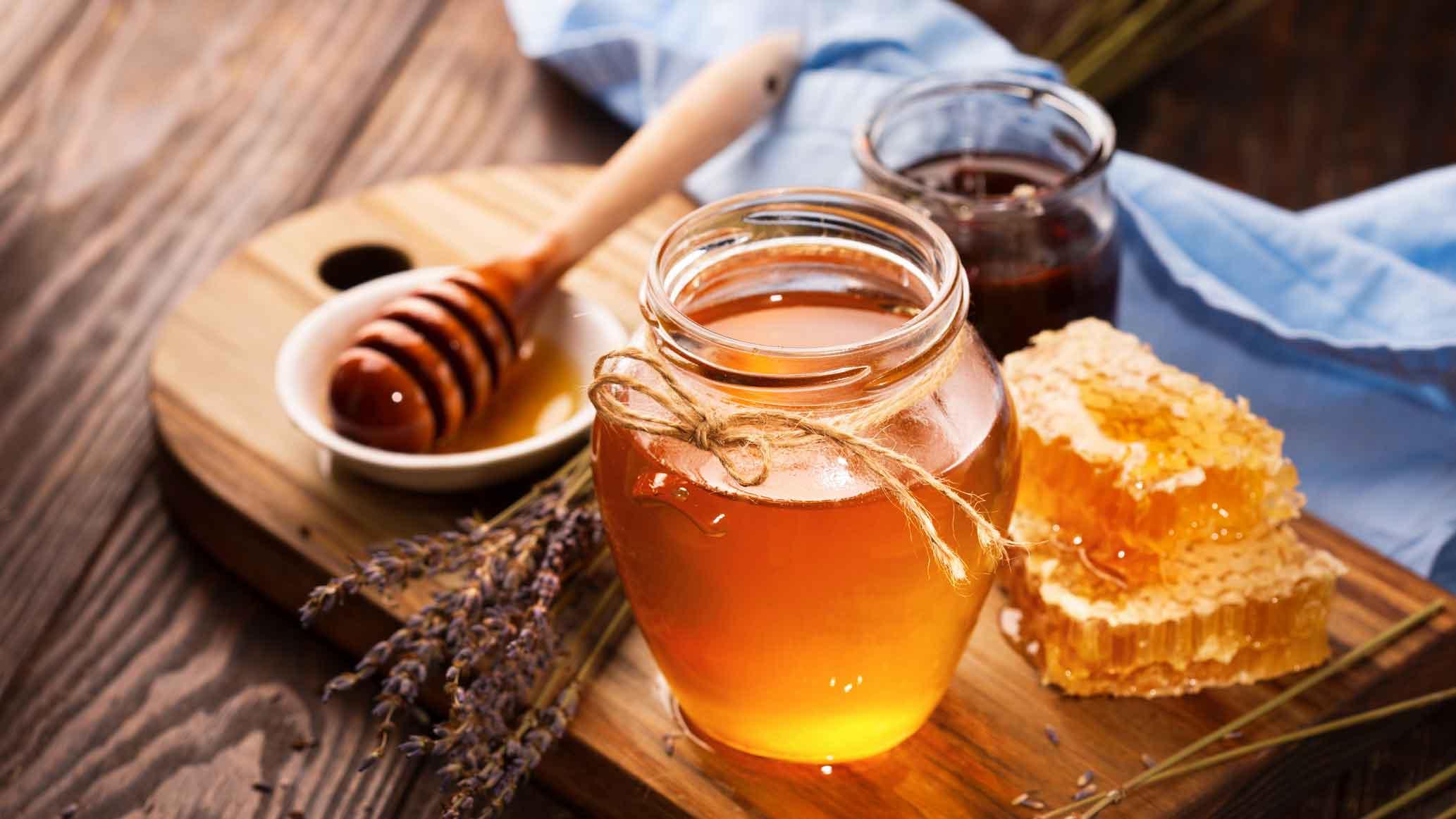 Honig: Die wichtigsten Fakten über das heilsame Gold