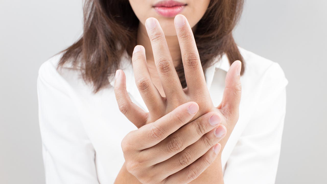 Karpaltunnelsyndrom: Wenn die Hände kribbeln und schmerzen