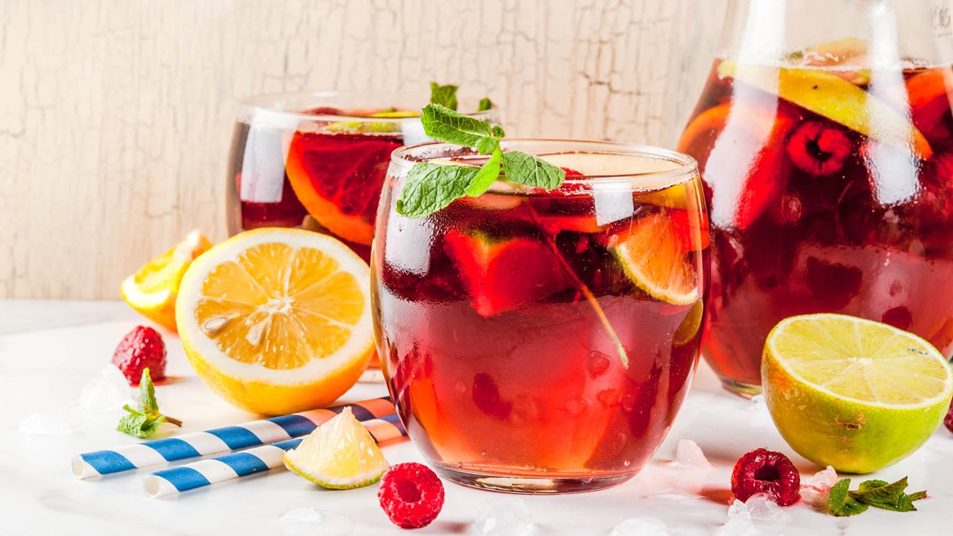 Tipp 5: Vorsicht bei warmen und gezuckerten Getränken