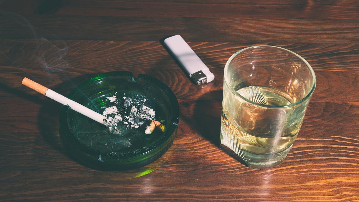 Tipp 8: Auf das Rauchen verzichten