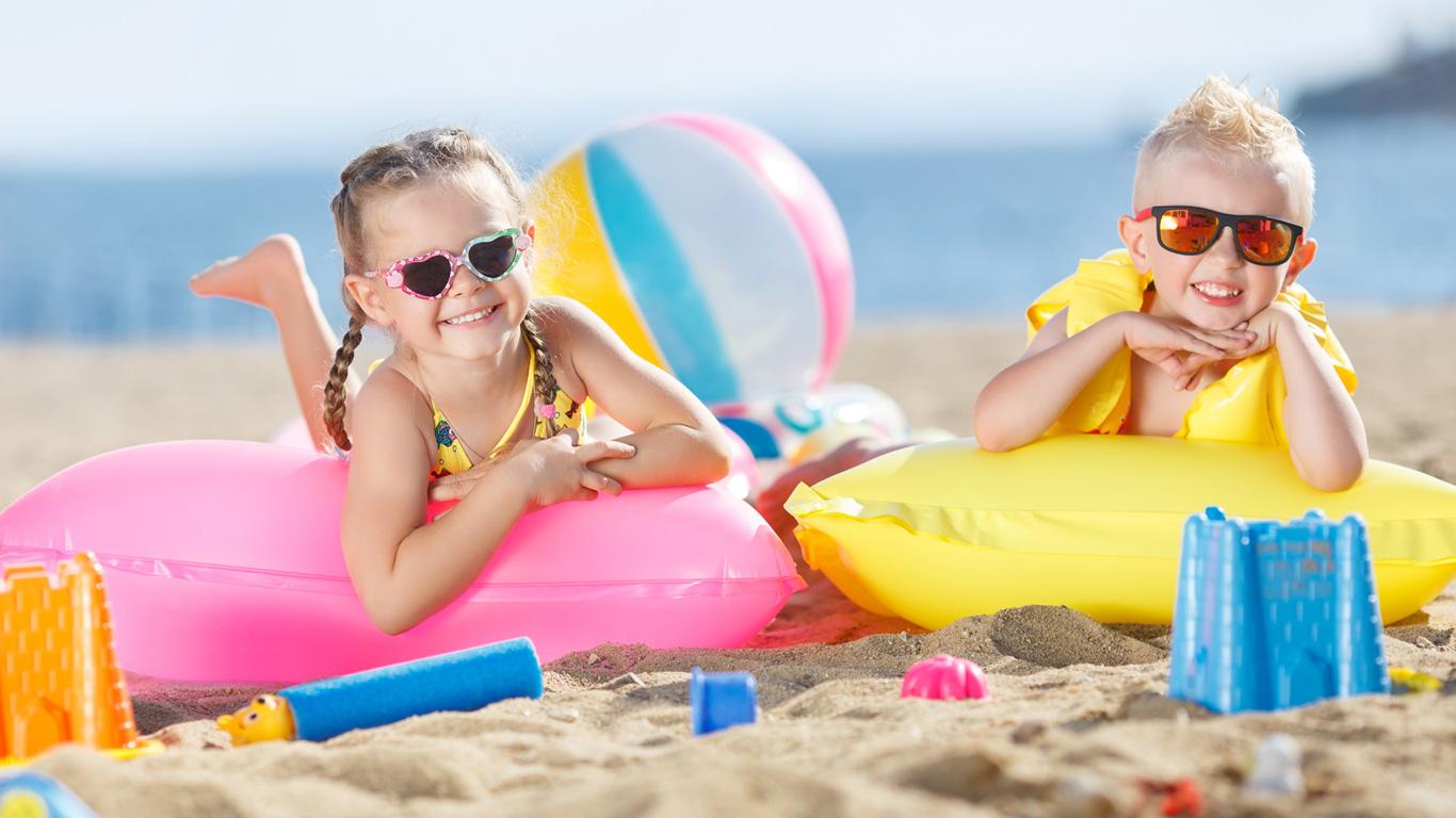 Mit Kindern auf Reisen: So bleiben auch die Eltern entspannt