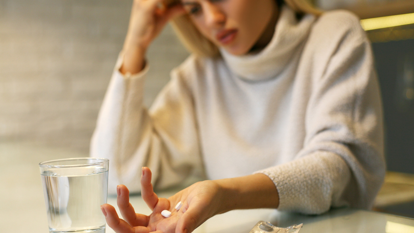 Wie Schmerzmedikamente Kopfweh verschlimmern