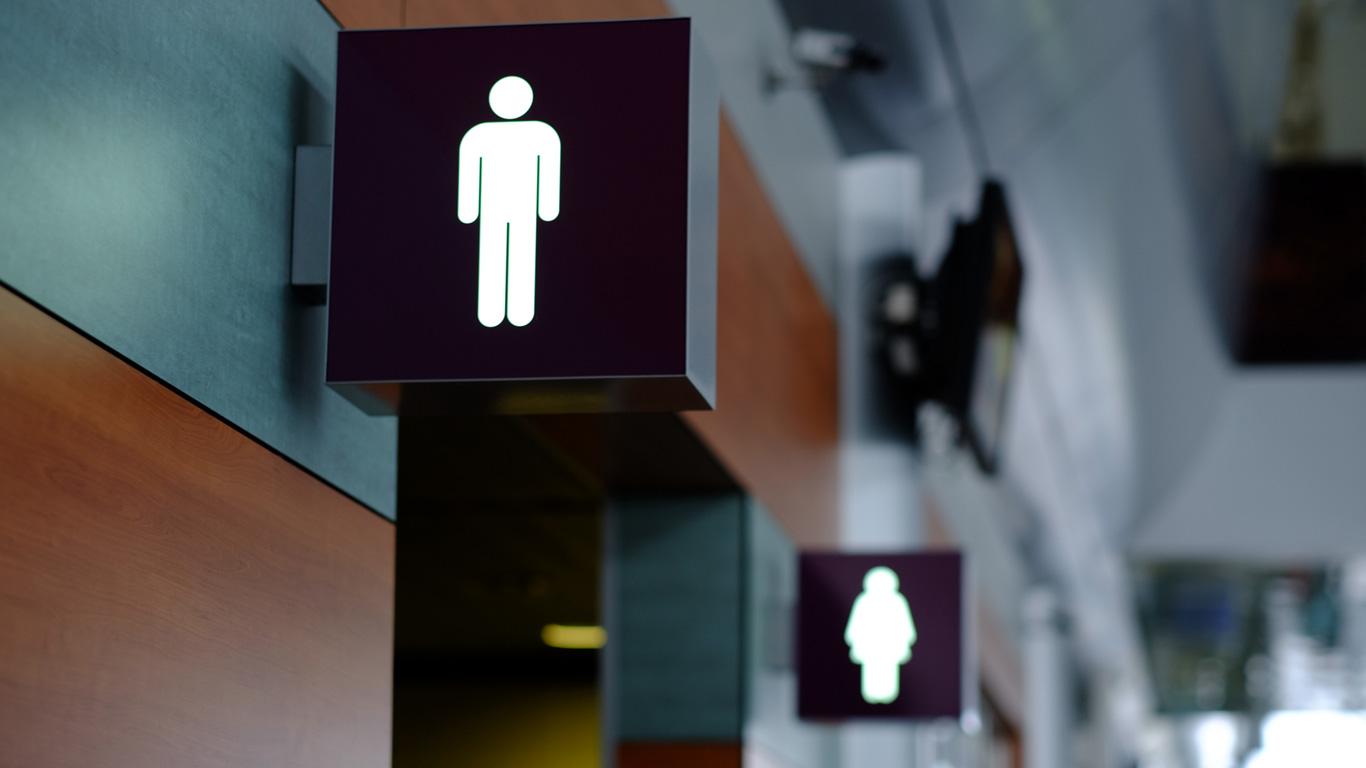 Männer: Probleme beim Urinieren
