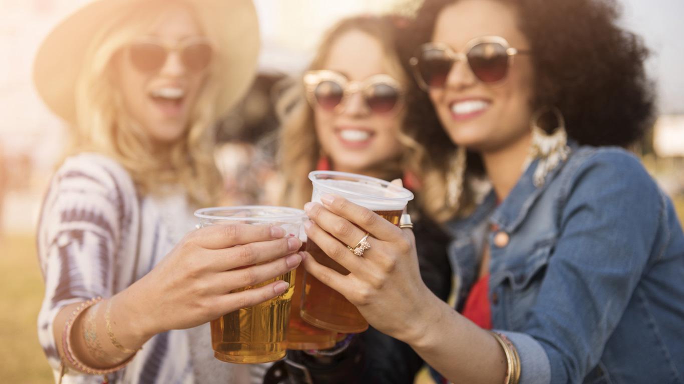 Besser auf Alkohol und Zigaretten verzichten