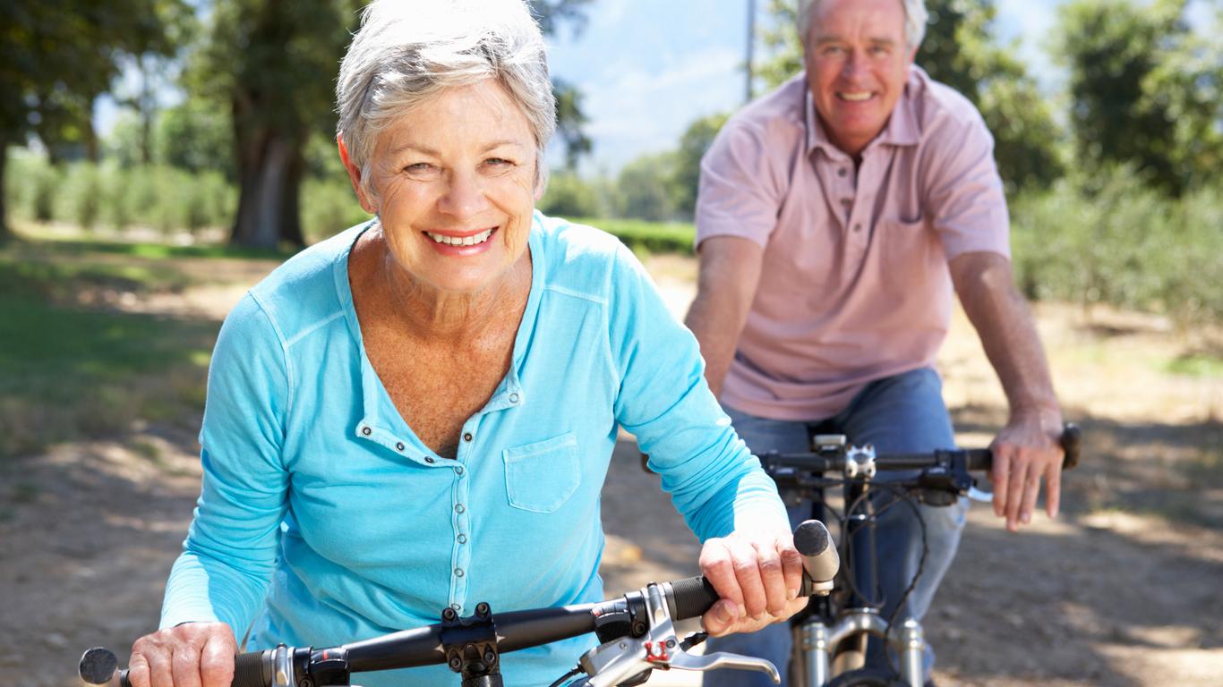 Also habe ich es selbst in der Hand, ob ich fit und aktiv alt werde (von Krankheiten oder Unfällen abgesehen …)?