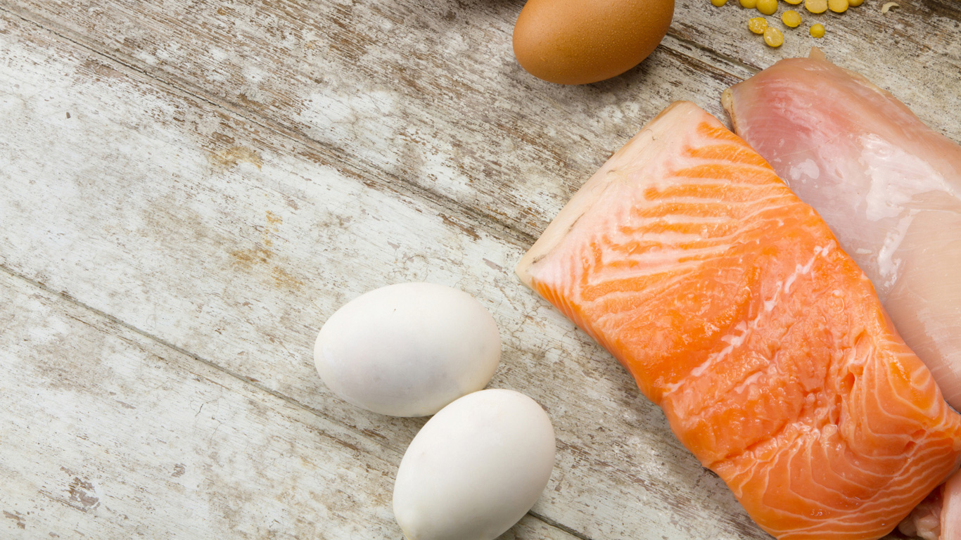 Wenn wir das wissen: Warum essen wir nicht einfach mehr Ei oder Fisch?
