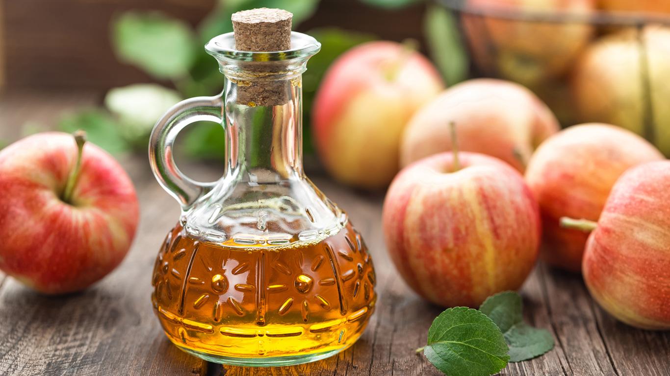 Apfelessigdiät