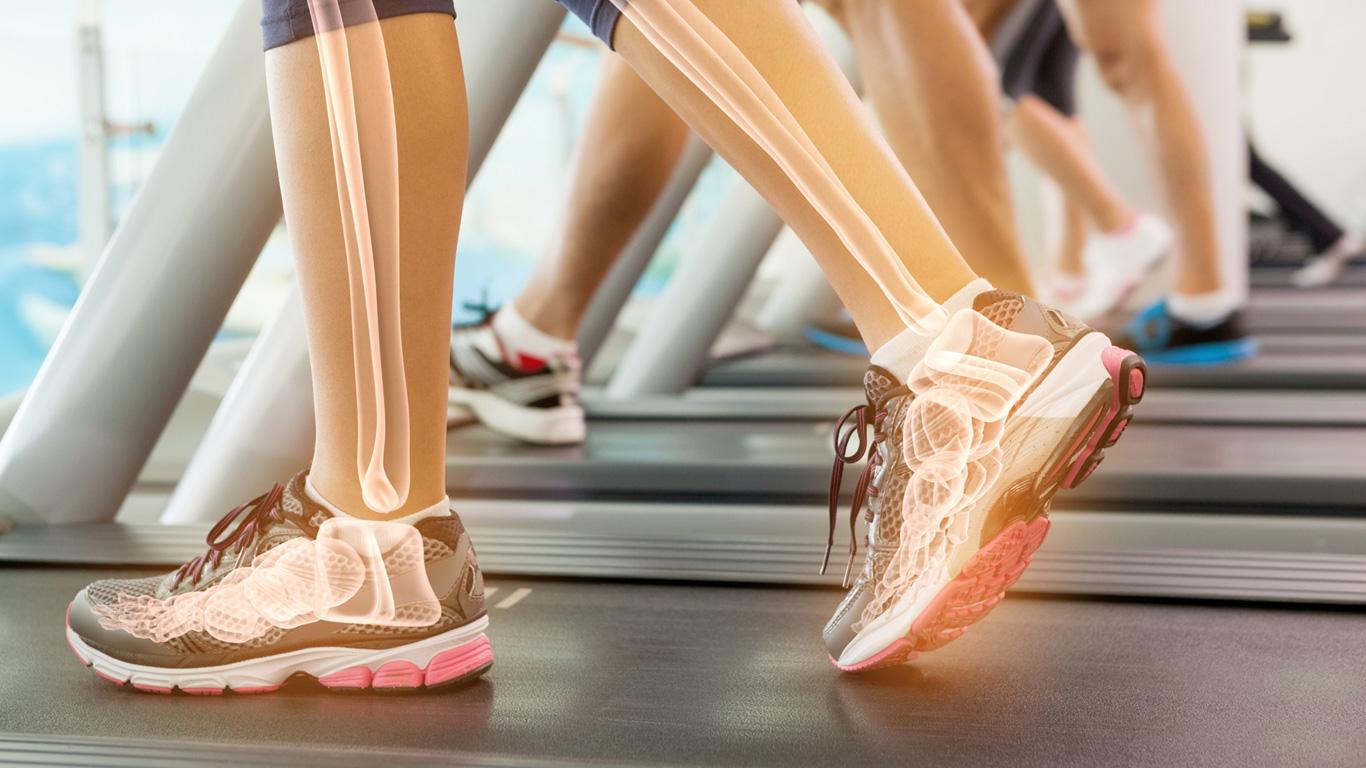 Osteoporose vorbeugen: Mit diese Tipps stärken Sie Ihre Knochen