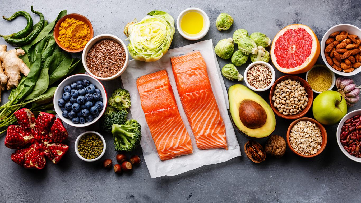 Andere wichtige Mineralstoffe und Vitamine