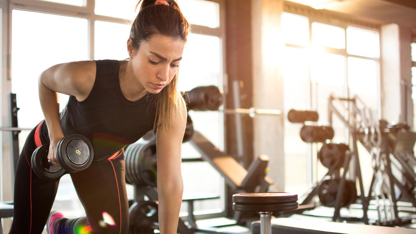 Bewegung hält die Knochen fit