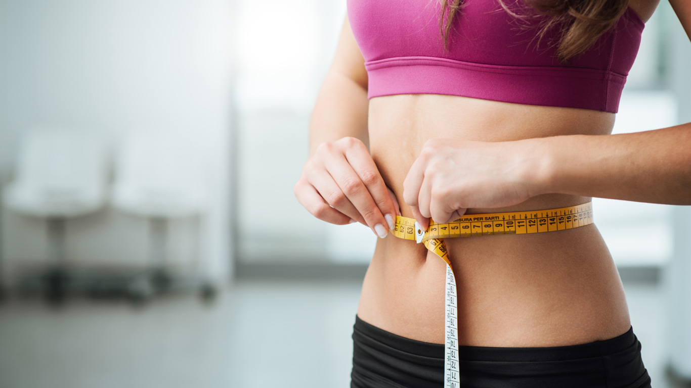 Untergewicht vermeiden
