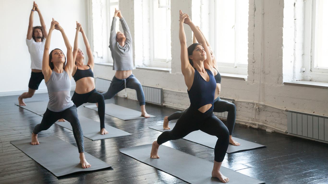 Yoga und Co.