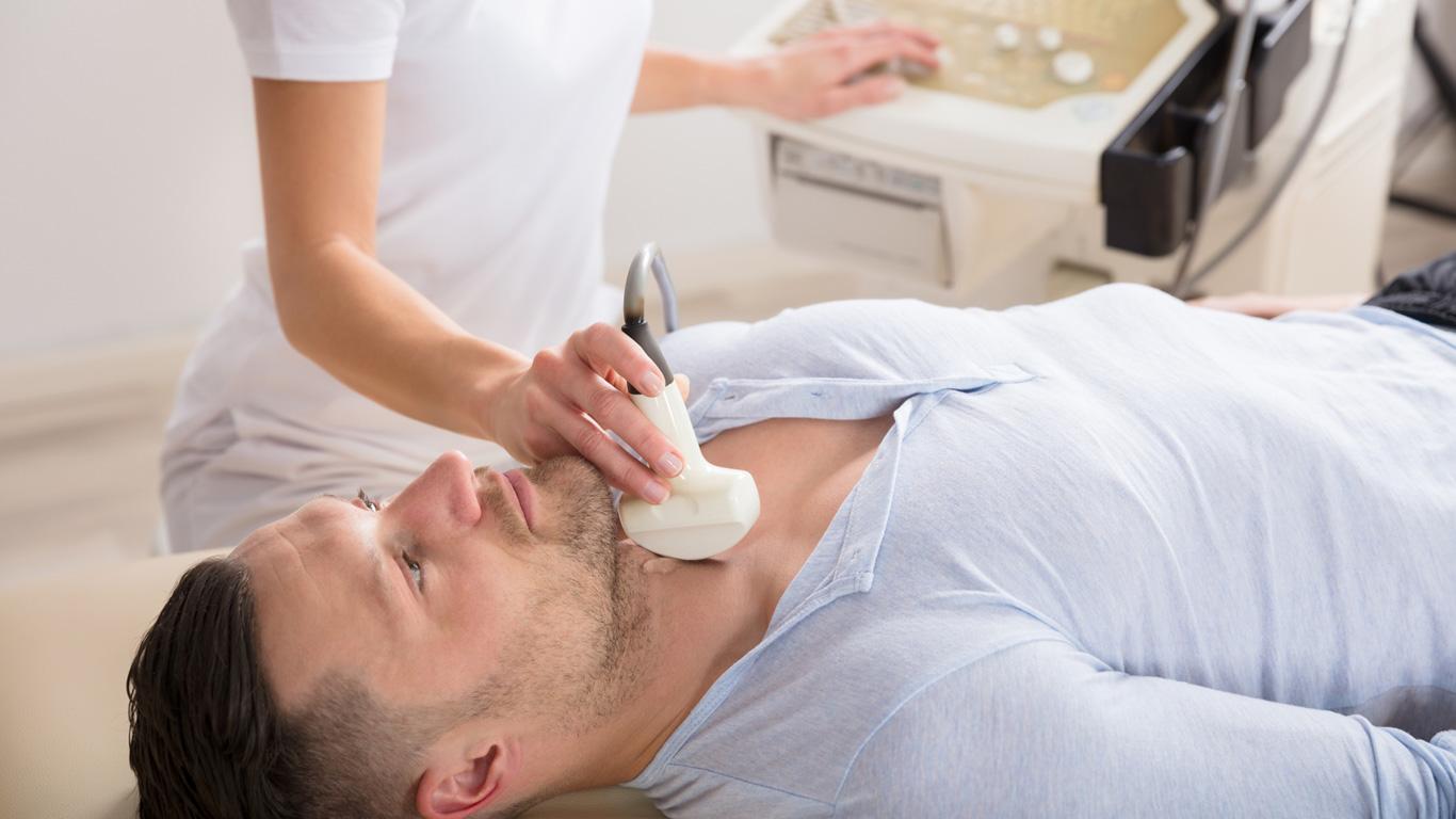 Untersuchungen und Behandlung