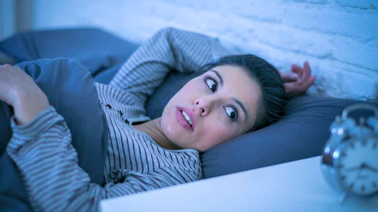Schlafprobleme: Nicht der Kaffee am Abend ist das Übel