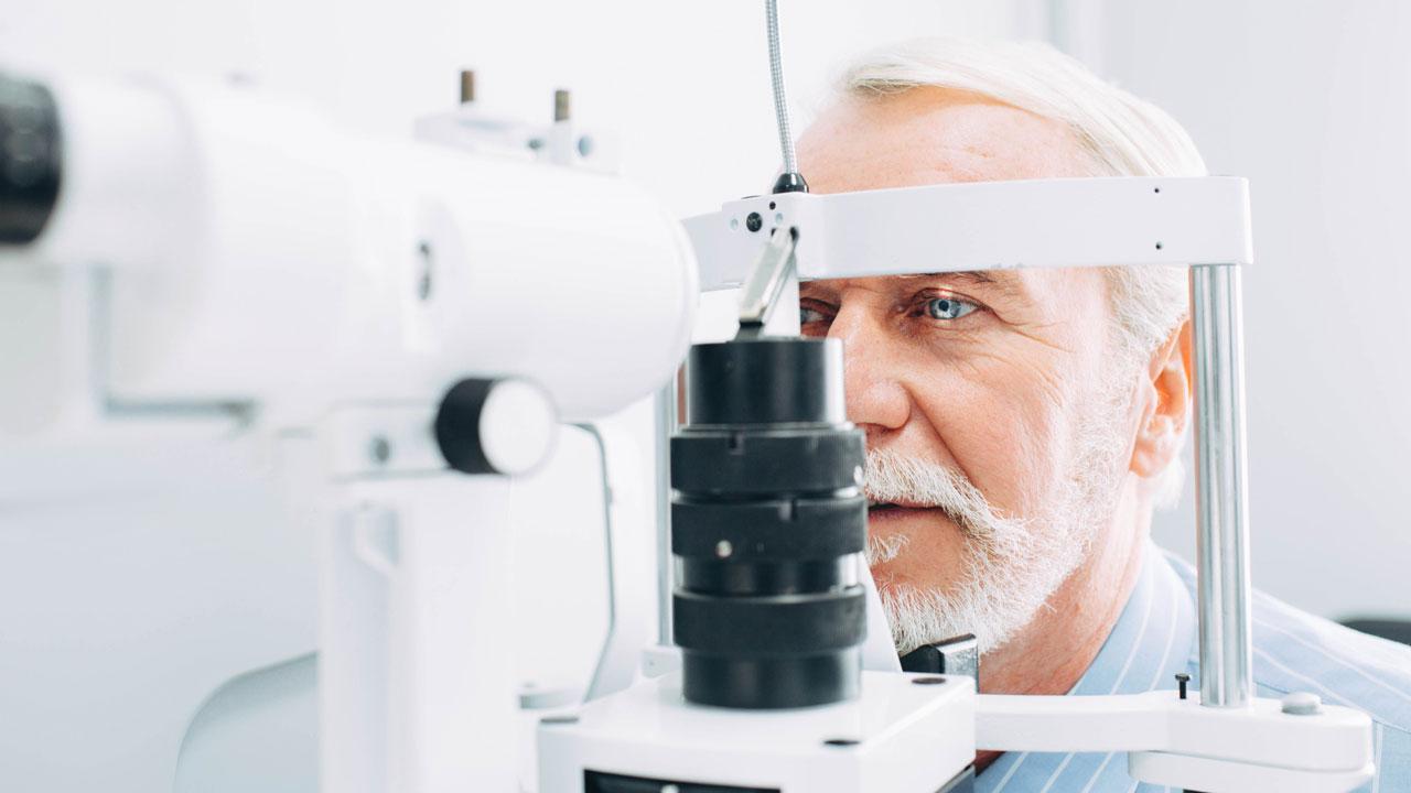 Wie warnt uns unser Auge vor tödlichen Krankheiten?