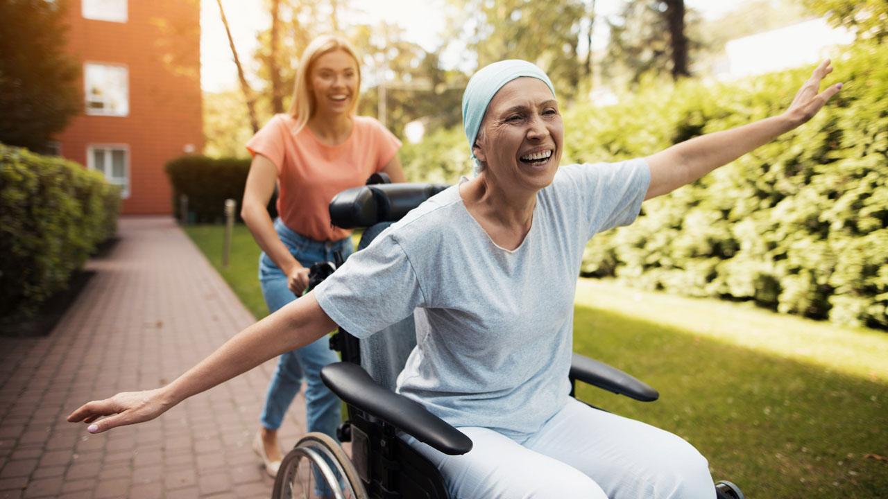 Können positive Gedanken Krankheiten heilen?