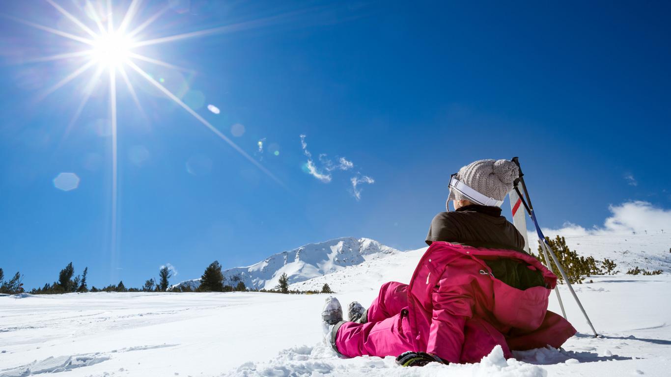 Zu wenig Sonnenlicht in der dunklen Jahreszeit kann zu Mangel führen