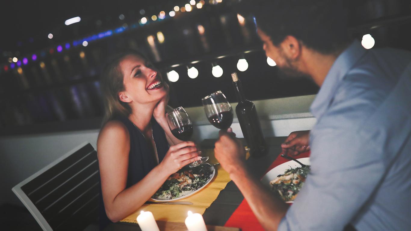 Mythos 3: Abends essen macht dick.