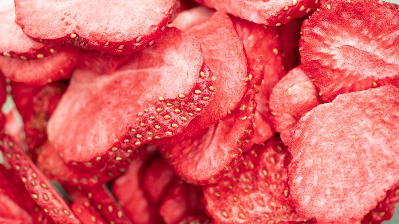 Warum manche Früchte ruhig alt werden können
