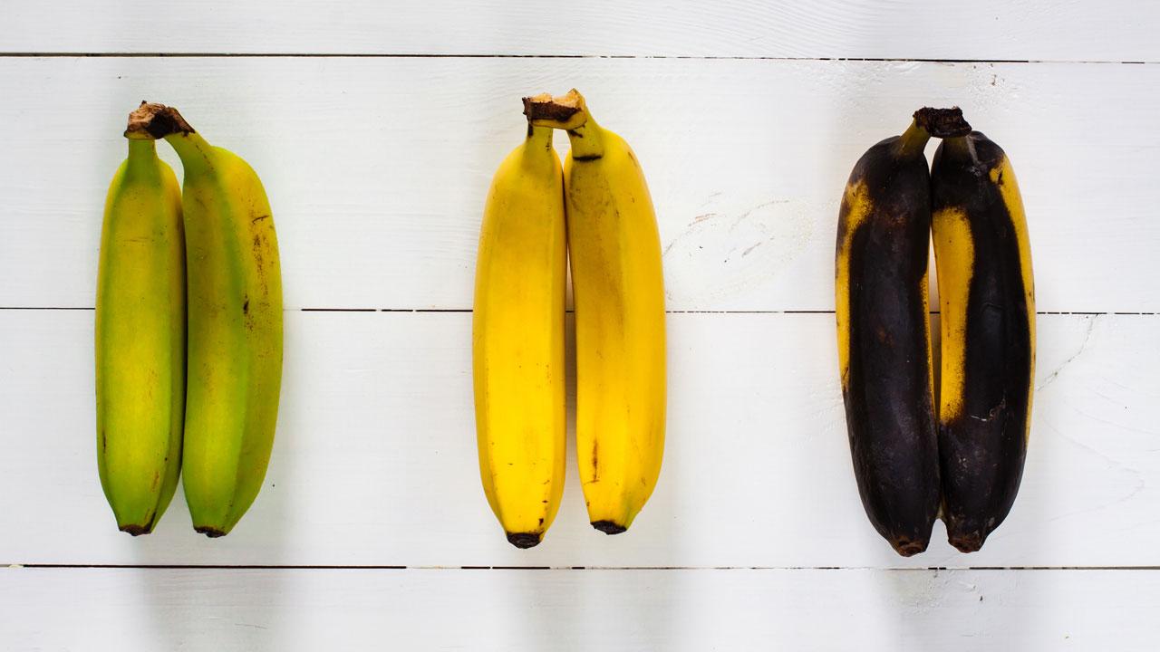 Können alte Bananen Krebs vorbeugen?