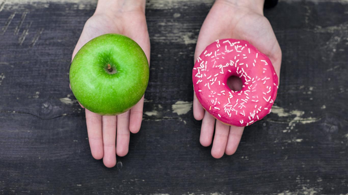 Fruchtzucker (Fructose) ist gesünder als Zucker